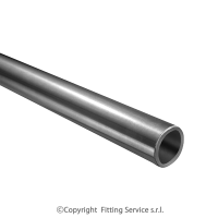 Seamless round tube