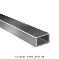 Rectangular tube
