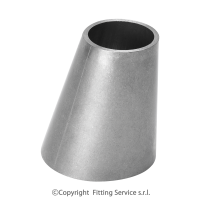 Eccentric reducer (welded)