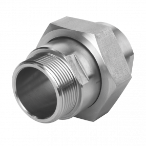 Union conical M/F (forged)