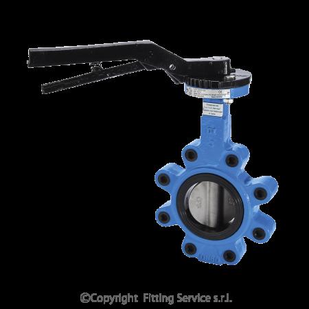 Butterfly valve LUG type