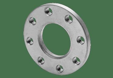 Flange in alluminio