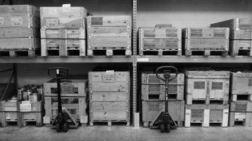 Il nostro nuovo magazzino: qualità, flessibilità e affidabilità