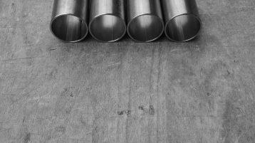 Tubi tondi elettrouniti in acciaio inossidabile: settori di impiego
