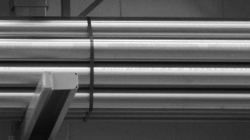 Tubi tondi in acciaio inossidabile: norma EN10217-7